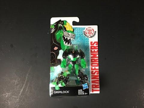 Transformers: Robots in Disguise – Legion Class GRIMLOCK