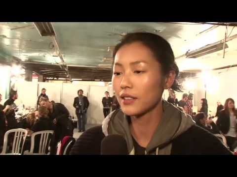 Liu Wen - Videofashion Daily - Model Profile