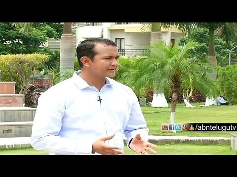 Rapid Fire With Nucleus Vision CTO Avinash Pitti | Best In the Business | ABN Telugu