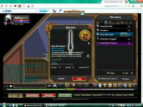 Top Best Armors For Non members! (NO AC) AQW