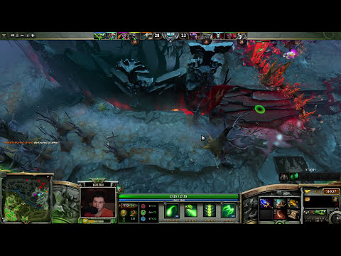 Dota 2 | PLEASING POISON! | Baumi plays Viper