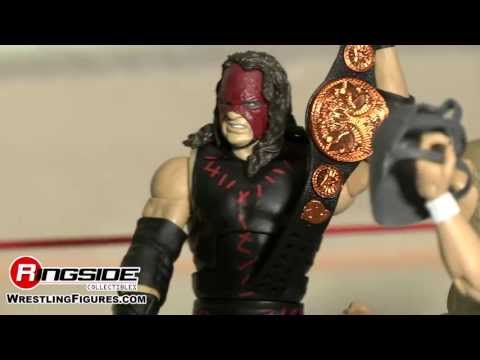 Kane WWE Elite Series 22 Mattel Toy Wrestling Action Figure - RSC Figure Insider