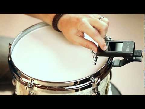 Mike Johnston Introduces Tune-Bot Drum Tuner