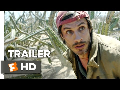 Desierto Official Trailer 2 (2016) - Gael García Bernal Movie