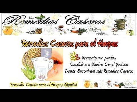 Remedios Caseros para el Herpes, remedio casero para el herpes genital, Herpes Labial y Boca