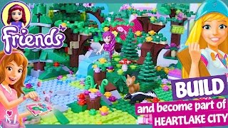 LEGO Friends Designer Competition Contest 2017 Woodland Forest Silly Story Play Kids Toys