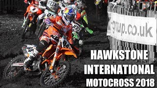 2018 HAWKSTONE INTERNATIONAL MOTOCROSS