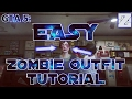 GTA 5 Easy Zombie Outfit How To Make A Zombie Face Tutorial PS4 XBOX1 PC After Patch B ZMiG 030 mp3