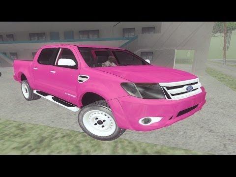 Ford Ranger Limited 2014