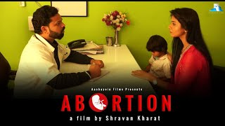 Abortion | Short Film | Aashayein Films | Ft. Priyanka Sharma