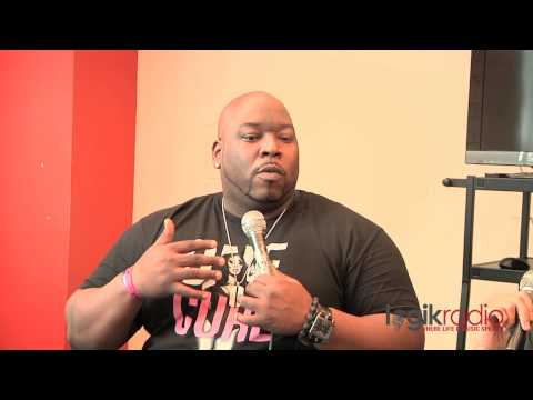Jay Washington Speaks With Logik Radio
