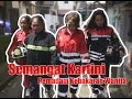 Semangat Kartini Relawan Pemadam Kebakaran Wanita