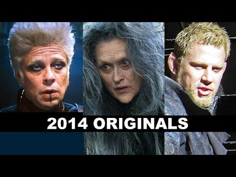 Top Ten Movies 2014 : Guardians of the Galaxy, Jupiter Ascending, Interstellar! - Beyond The Trailer