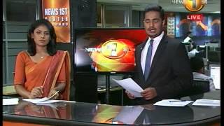 8PM Newsfirst Prime time  Shakthi TV news 30th July 2014