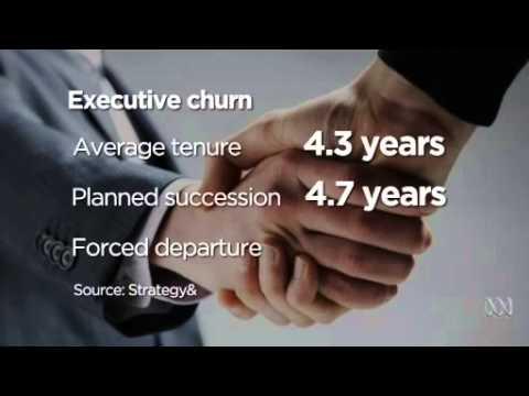 Video 4:12          Australia  s revolving door for Chief Executives