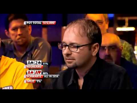 Daniel Negreanu vs Luke Schwartz - Premier League Poker IV