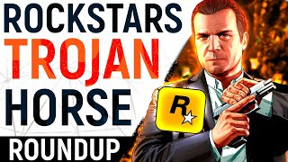 WOW! Outrage As Rockstar TROJAN HORSE New Store Via Steam, GOG Galaxy 2's Epic Update, Steam REVAMP!