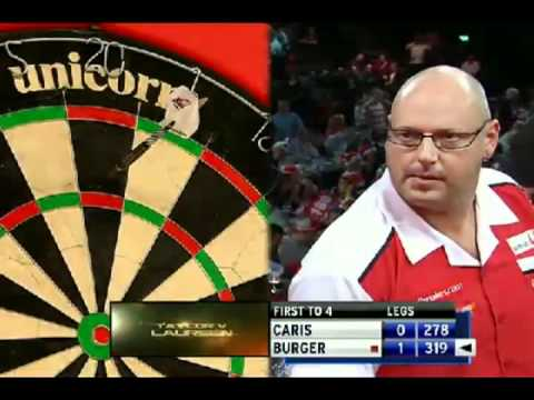 2011 PDC - WDC (Caris vs. Burger) - 1 / 2