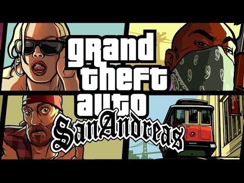 GTA San Andreas Android GamePlay Part 1 (HD)