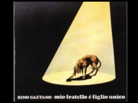 Rino Gaetano - La Zappa Il Tridente