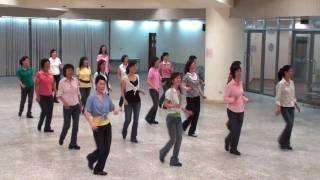 Twist with the Fat Boys - Line Dance (Dance & Walk Through)