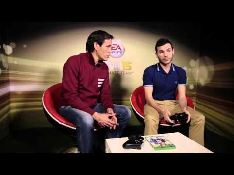 FUT 15 - Bruce Grannec et Rudi Garcia présentent les futures stars de l'équipe de France
