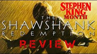 The Shawshank Redemption Stephen King Month Review