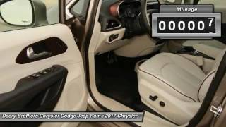 2017 Chrysler Pacifica Iowa City IA C897
