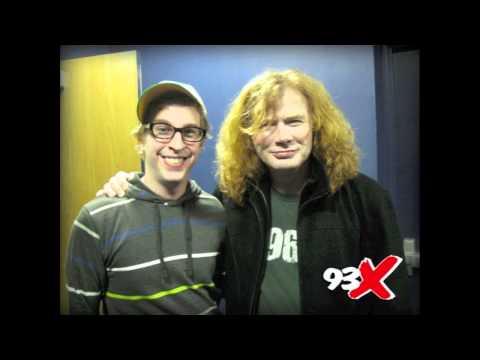 Harry Interviews Dave Mustaine