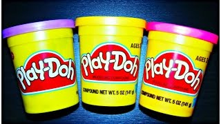 Learn Colours With Play-Doh! Fun Learning Video for Children by Ingrid Surprise