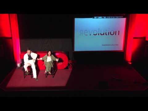 Teatru utilitar: Cristina Pardanschi şi Cornel Răileanu at TEDxEroilor