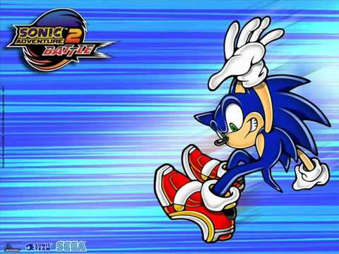 Sonic Adventure 2 - Sonic&#39;s Theme - It Doesn&#39;t Matter.mp4