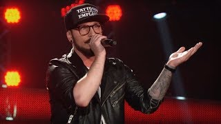 Best Rock & Metal Blind Auditions in THE VOICE