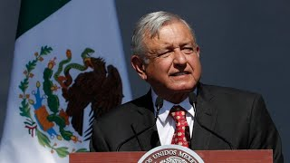 ||LIVE MEXICO|| Mexican President Obrador marks one year in office MEXICO CITY