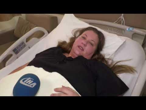 Mide Küçültme Ameliyatı Olmak İçin Almanya'dan Tokat'a Geldi