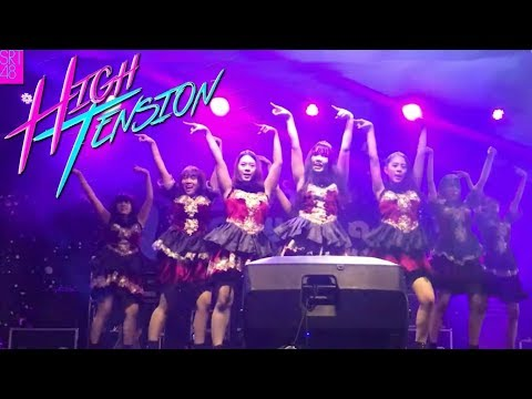 Download JKT48 - HIGH TENSION BY SRT48_DC @ BANYUMAS CAMPUS EXPO 2019 Mp4 baru
