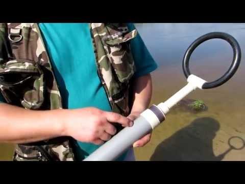 Подводный металлоискатель своими руками видео