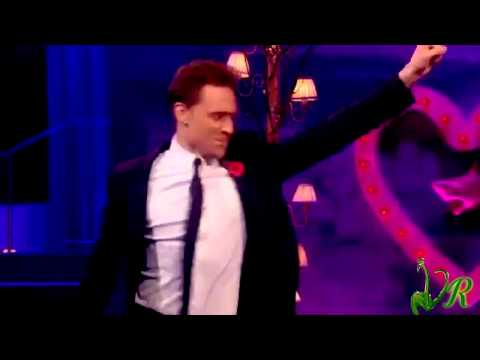 Tom Hiddleston & Chris Hemsworth - Dancing together