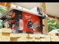 Milwaukee M18 FUEL Cordless 8 1 4 Table Saw Review mp3