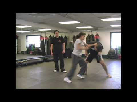 Krav Maga: Basic Fighting Stance: How To Fight, Real Self Defense Techniques Image 1