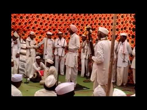 Nagpur Ramtek Paydalwari Jan 2014, Gopalkada Kirtan By Sh Eknath Maharaj At Garh Temple, Ramtek video