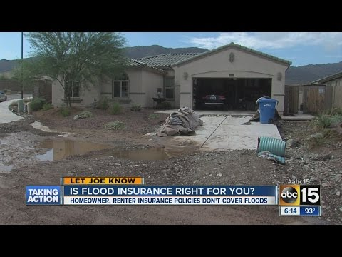 Is flood insurance right for you?