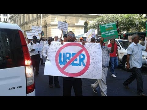 Uber Drivers in Africa Quit in Protest After 40% Fare Cut