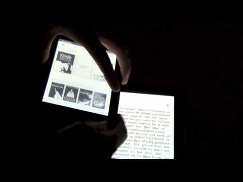 Kindle Paperwhite 2 - More issues with the screen and build quality problems !! (review)