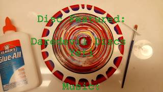 020: Turntable dyed disc