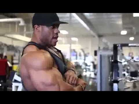 Phil Heath   Arms video