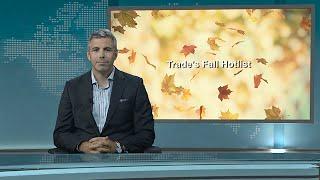 Trade's Fall Hotlist - September 1, 2016