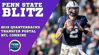 Penn State Blitz: transfer portal, quarterbacks and players to the NFL scouting combine