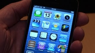 iPhone 5 hands-on: Maps, screen and camera review