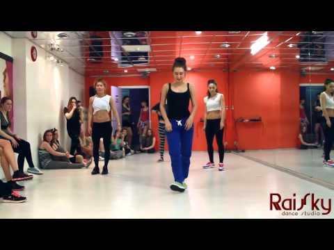МК Кати Шошиной   BOOTY DANCE  RaiSky Dance Studio